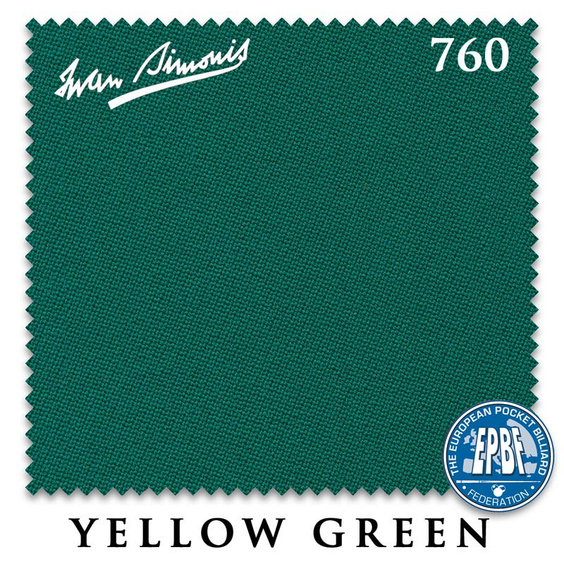 Сукно Iwan Simonis 760 Yellow Green, Днепропетровск