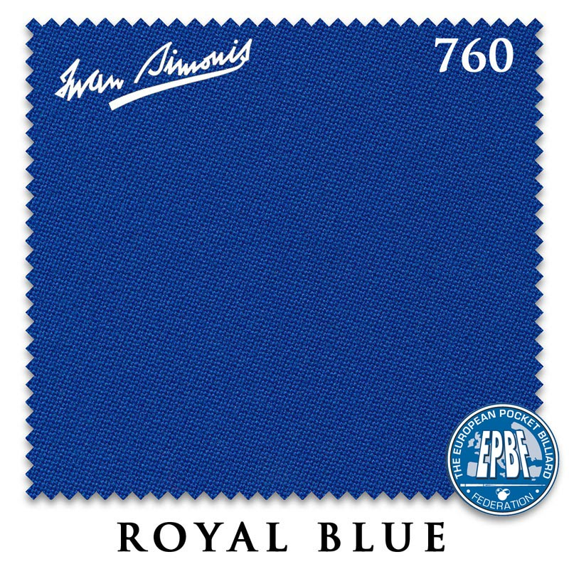 Сукно Iwan Simonis 760 Royal Blue, Днепропетровск