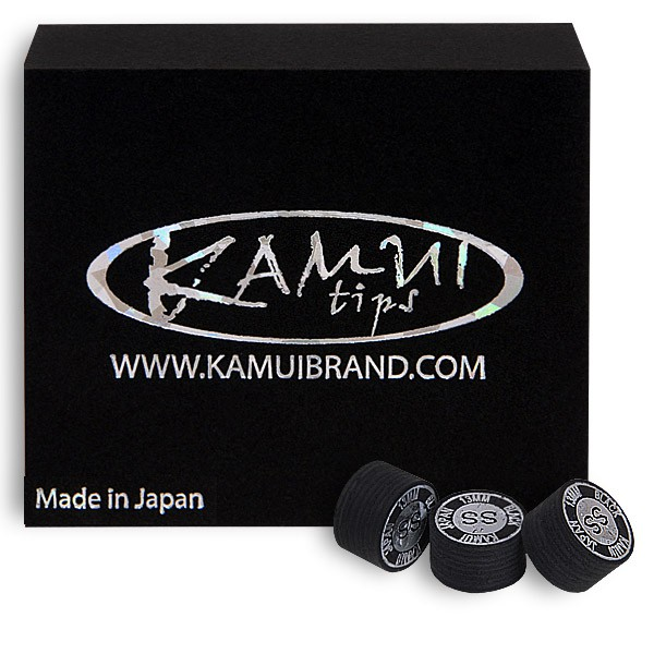 Наклейки Kamui Black SuperSoft, Днепропетровск